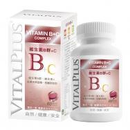 VITALPLUS®維生素B群+C(膜衣錠)
